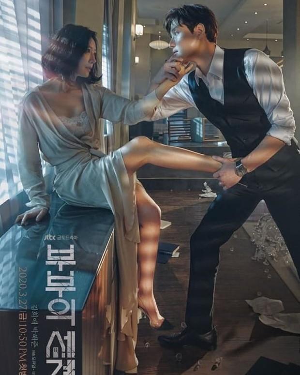 Drama Korea The World of Married yang menceritakan lika-liku pernikahan akibat kehadiran orang ketiga bisa menguras emosi kamu.