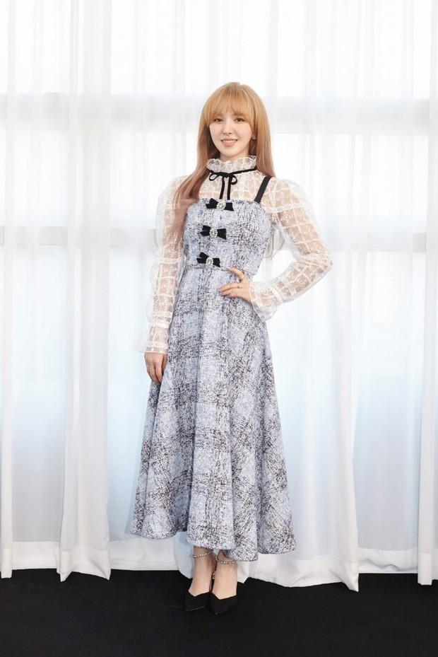 Wendy red velvet resmi debut solo