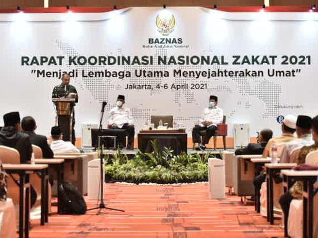 TNI Puji Penyaluran Zakat BAZNAS sampai Wilayah Perbatasan