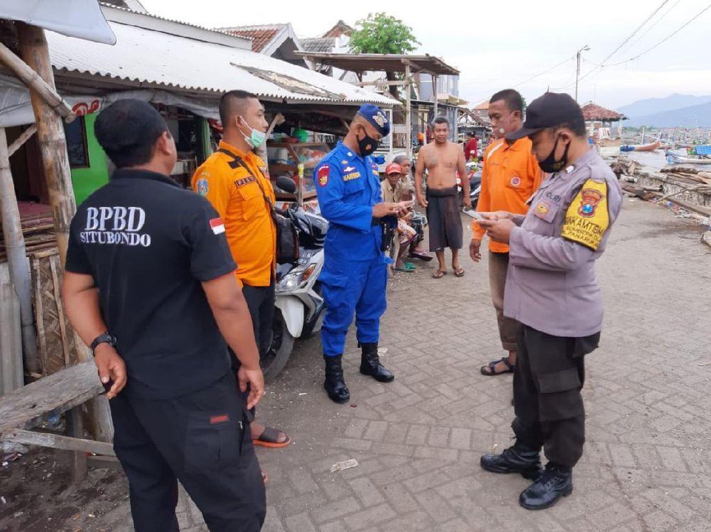 Perahu Nelayan Situbondo Karam di Selat Madura, Nakhoda dan 12 ABK Selamat