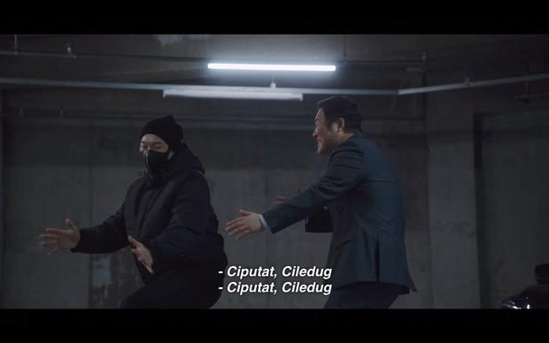 Disebutnya Ciputat dan Ciledug (Foto: Netflix)
