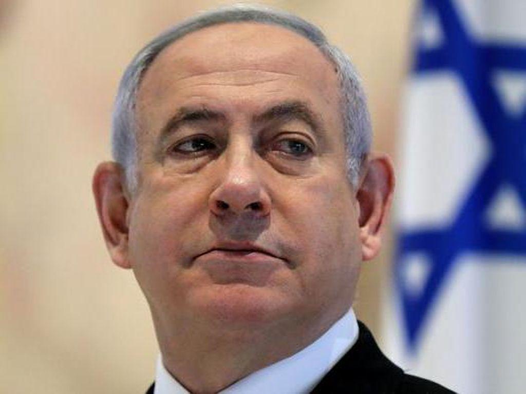 Netanyahu Jalani Sidang Korupsi Ketika Israel Tentukan Pemimpin