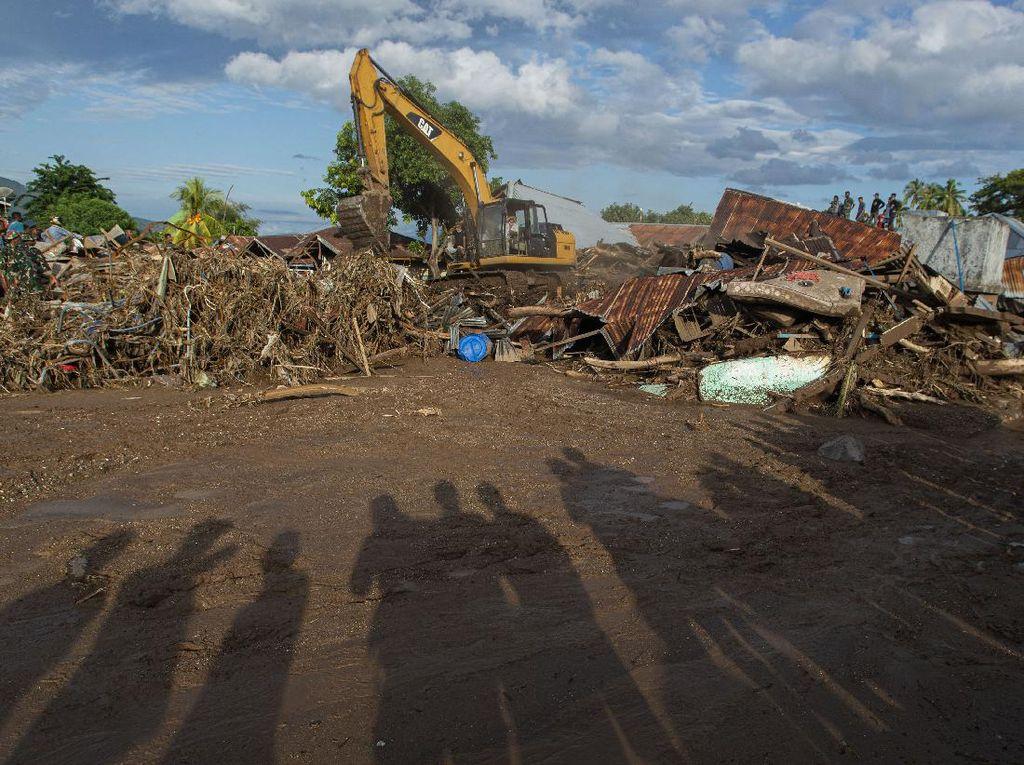 Telkomsel Pulihkan Jaringan di NTT Dampak Siklon Tropis Seroja