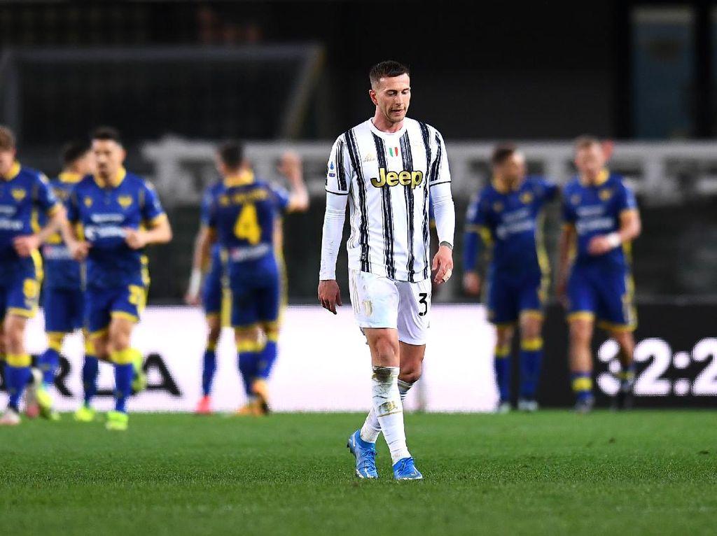 Juventus: Federico Bernardeschi Positif COVID-19