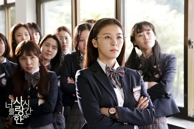 Potret Ha Ji Won saat memerankan Oh Ha Na