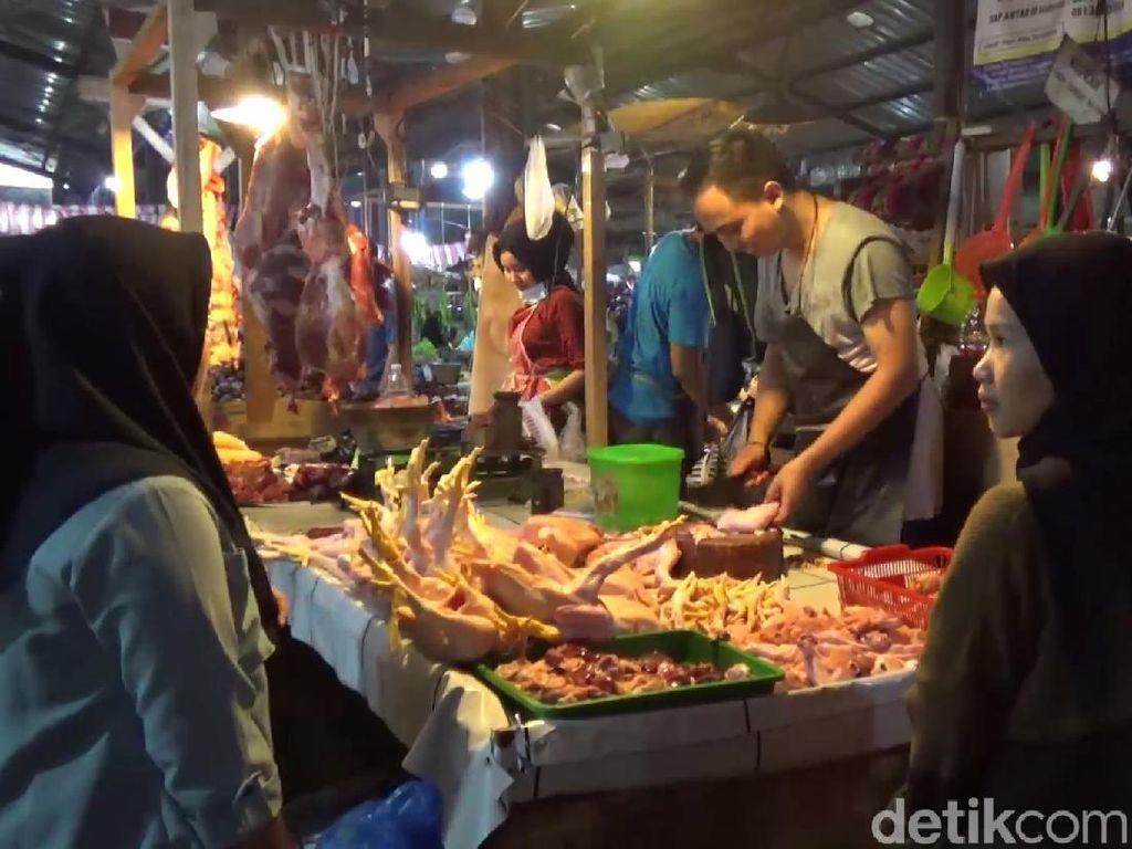 KPPU Pelototi Harga Sembako di Bulan Puasa, Daging Sapi dan Ayam Meroket