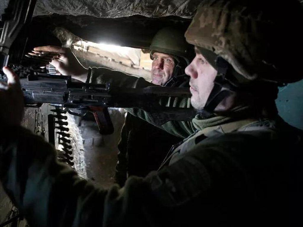 2 Tentara Ukraina Tewas Dibunuh Separatis Pro-Rusia