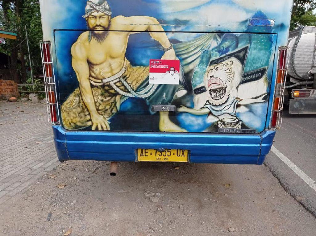 Seorang Pelajar di Ponorogo Tewas Terlindas Bus