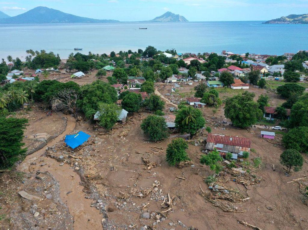 Semakin Jauhi RI, Siklon Tropis Seroja Berjarak 334 Km dari Sumba Timur