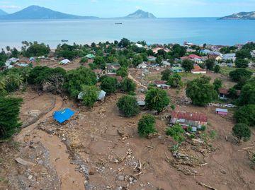 Potret Kerusakan Akibat Banjir Bandang di NTT