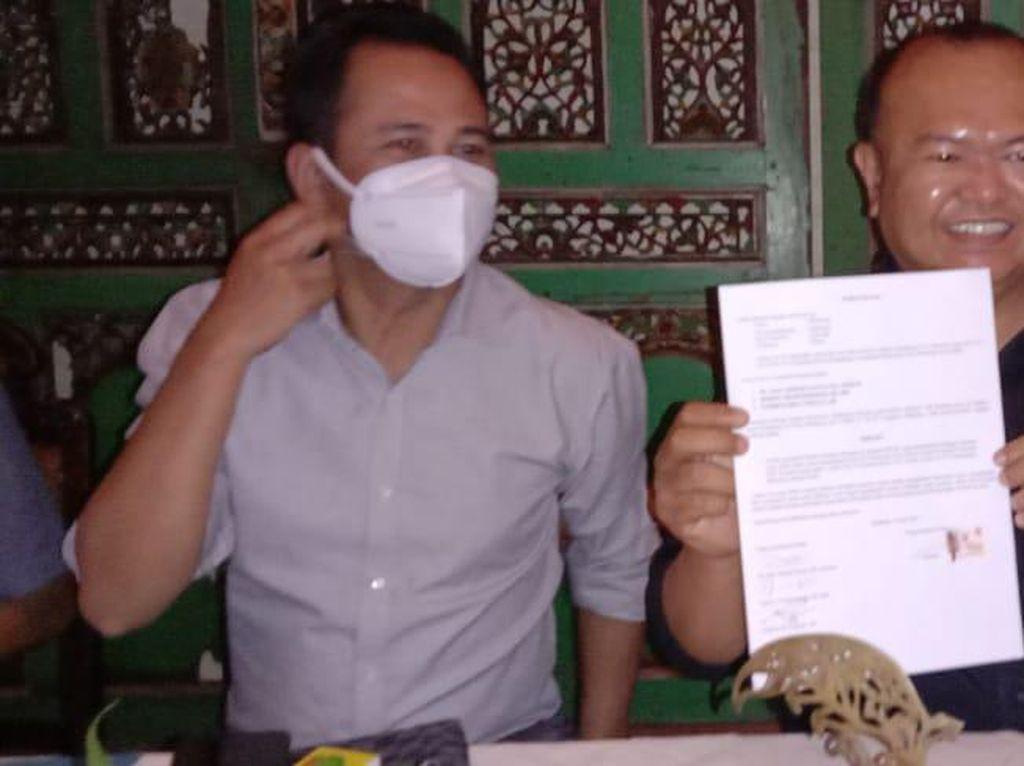 Prof Muradi Siap Tes DNA Bantah Tuduhan Era Setyowati
