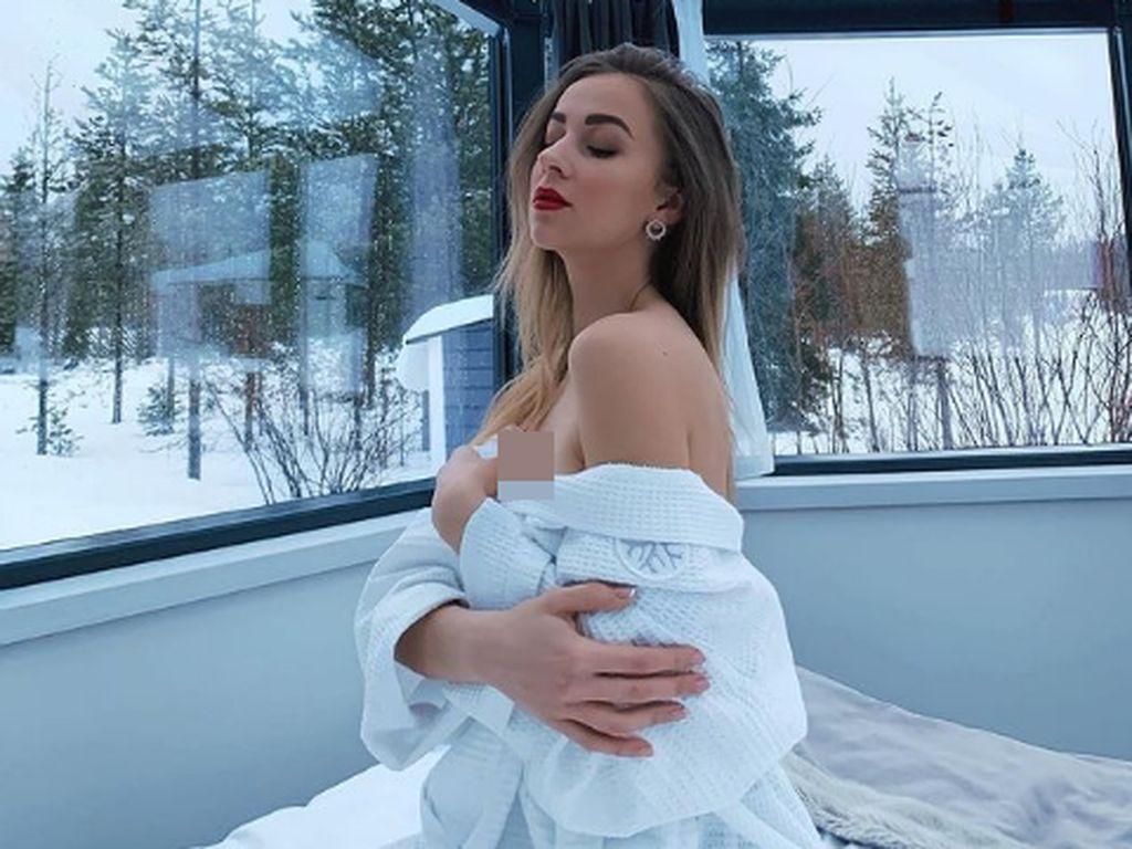 Ini Kata Model Ukraina yang Disebut Ditangkap karena Pose Telanjang di Dubai