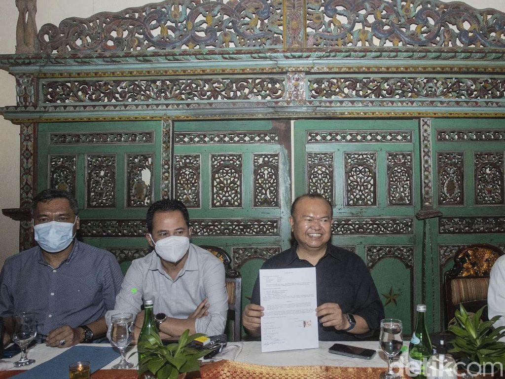 Pernyataan Lengkap Pengacara Prof Muradi Tepis Kliennya Nikahi Era Setyowati