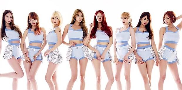 Nine Muses / foto: jpopasia.com