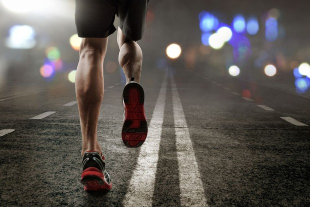 Olahraga malam setelah berbuka puasa Foto:pinterest/indrabk