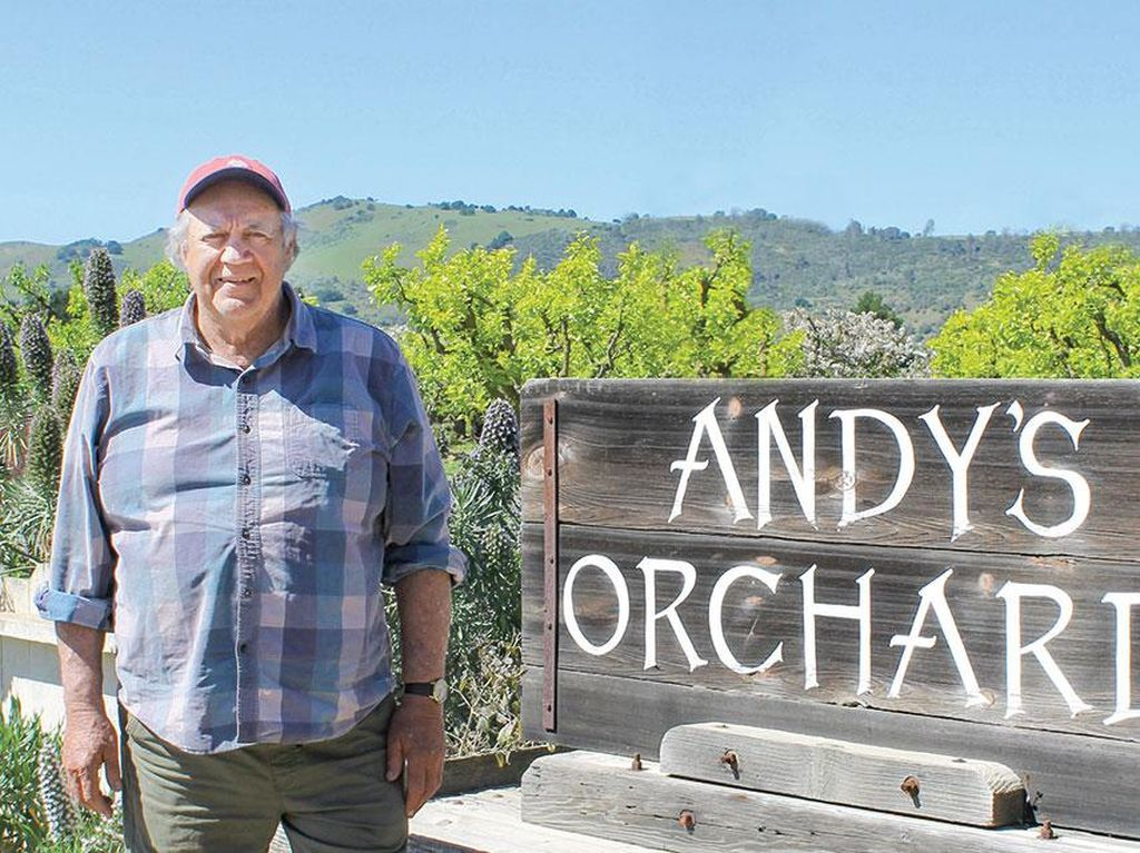Andy Mariani, Satu-Satunya Petani yang Tersisa di Silicon Valley