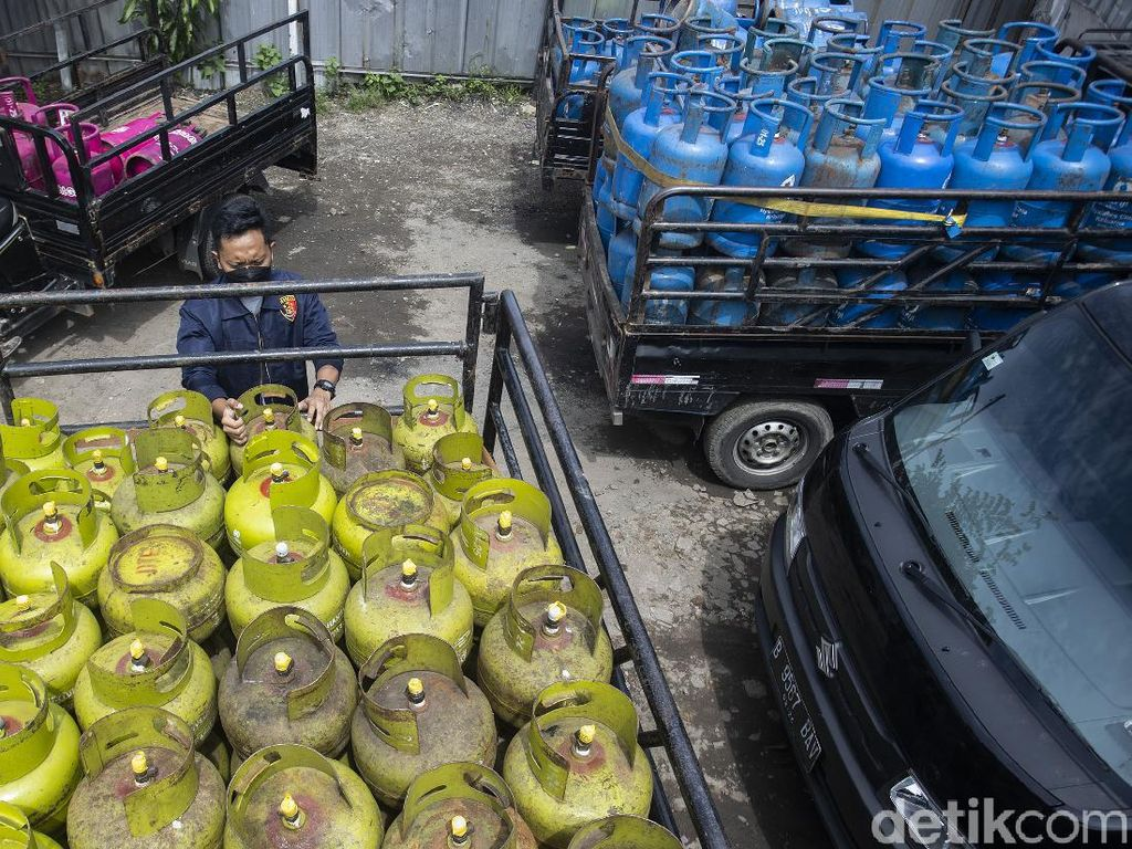 Subsidi Gas 3 Kg Diberikan Langsung ke Konsumen Mulai 2022