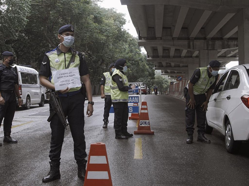 Malaysia Juga Larang Warganya Mudik Lebaran, Ketangkap Balik Kampung Bakal Dihukum