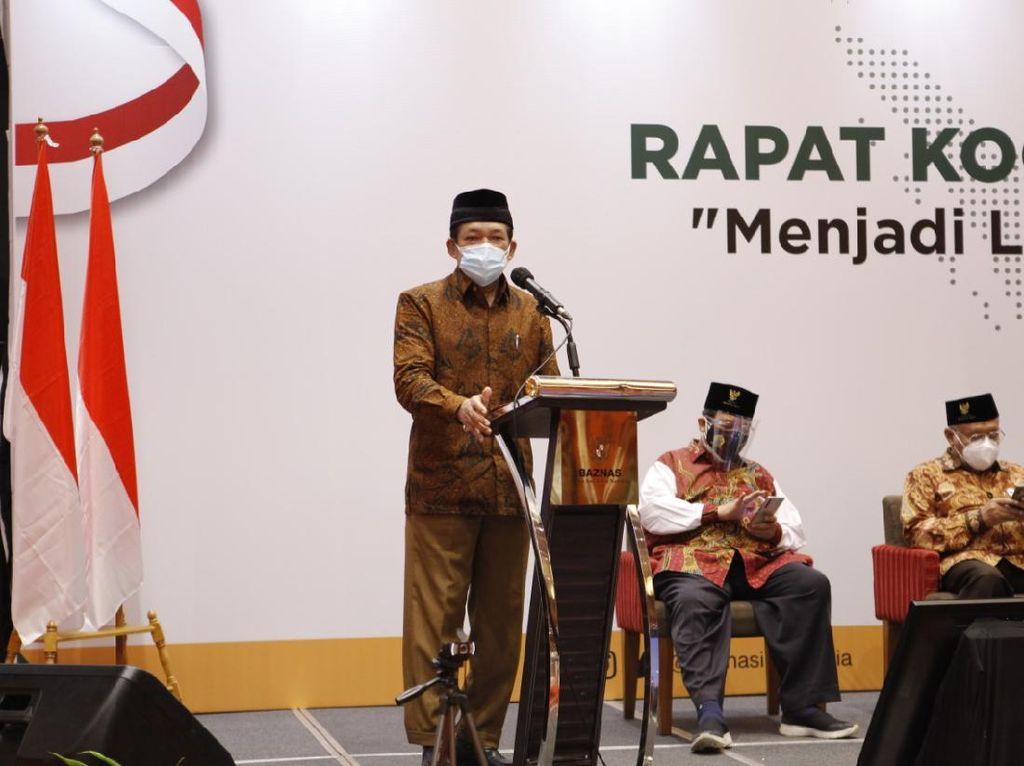 Perkuat BAZNAS, Kemenag Dorong Penerbitan Perpres Zakat bagi PNS