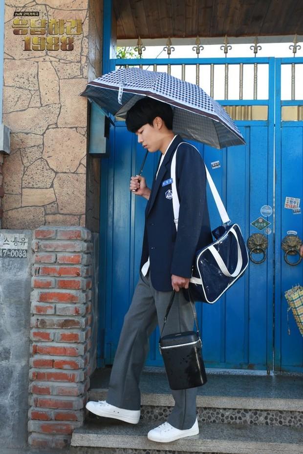 Potret Ryu Jun Yeol saat memerankan Kim Jung Hwan