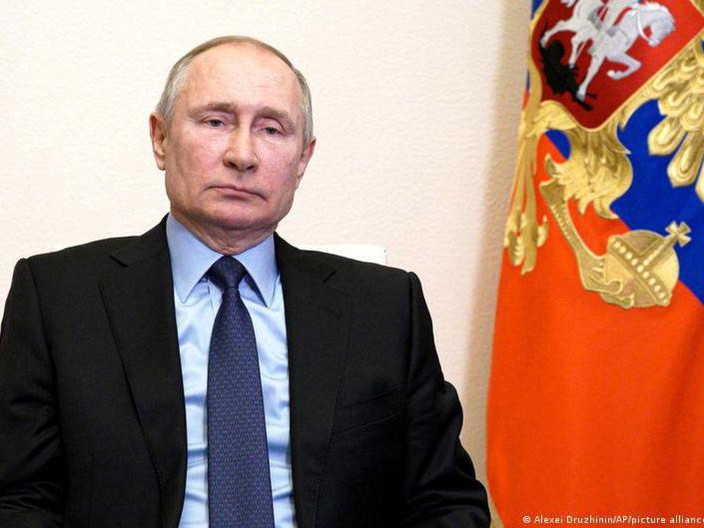 Biden-Putin Bakal Bertemu, Jubir Kepresidenan Rusia: Terlalu Dini