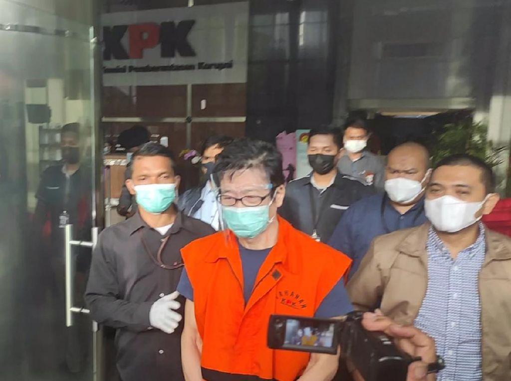 Kenneth Raymond Allan Dicecar KPK soal Crazy Rich Samin Tan Kala Jadi Buron