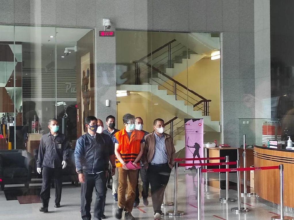 Penjelasan KPK soal Penangkapan-Penahanan Crazy Rich Samin Tan