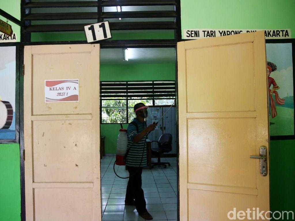 Uji Coba Sekolah Tatap Muka Tahap II di DKI Mundur Jadi 9 Juni