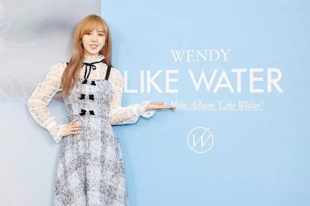 Like water single terbaru wendy red velvet