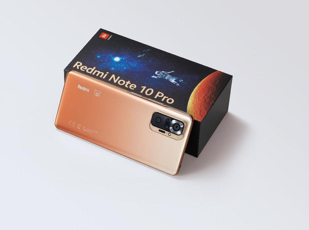 Redmi Note 10 Pro Edisi Khusus Hadir di Mi Fan Festival 2021