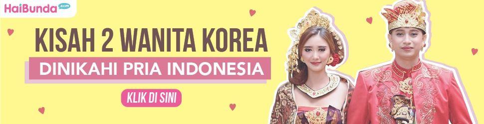 Banner 2 Wanita Korea Nikahi Pria Indonesia