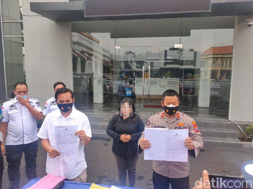 Ini Klarifikasi Polisi Soal Barang Bukti Sabu 11 Kg Disebut Hilang di Surabaya