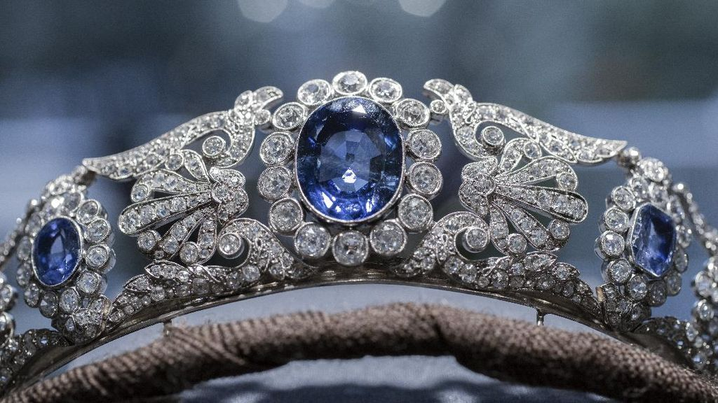 Melihat Berlian Milik Puteri Napoleon yang Bakal Dilelang