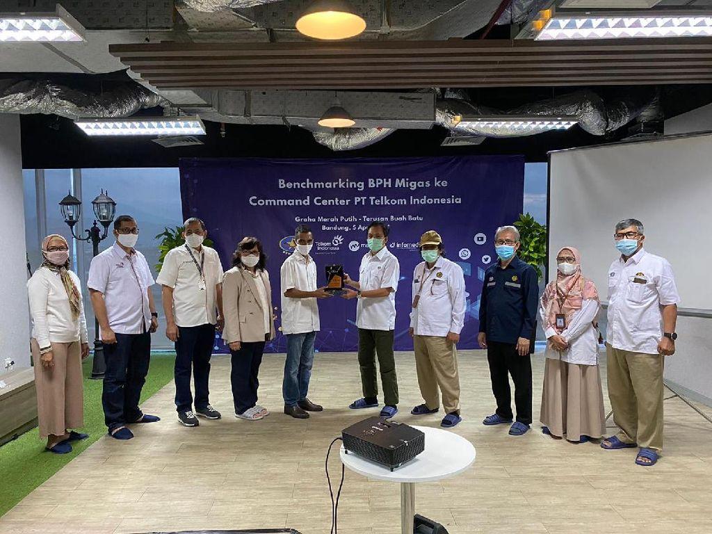 Kunjungi PT Infomedia Nusantara, BPH Migas Percepat Implementasi MoU