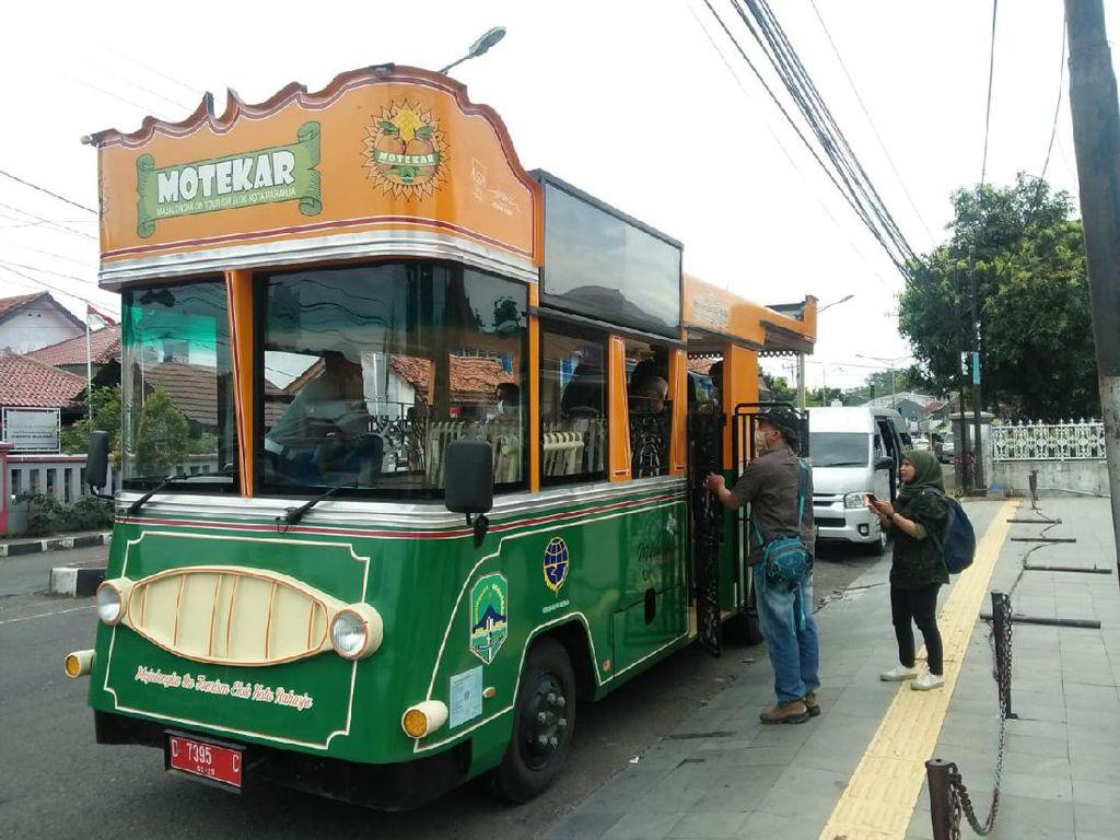 Pemkab Majalengka Siapkan Bus Motekar untuk Ngabuburit Warga Saat Ramadhan