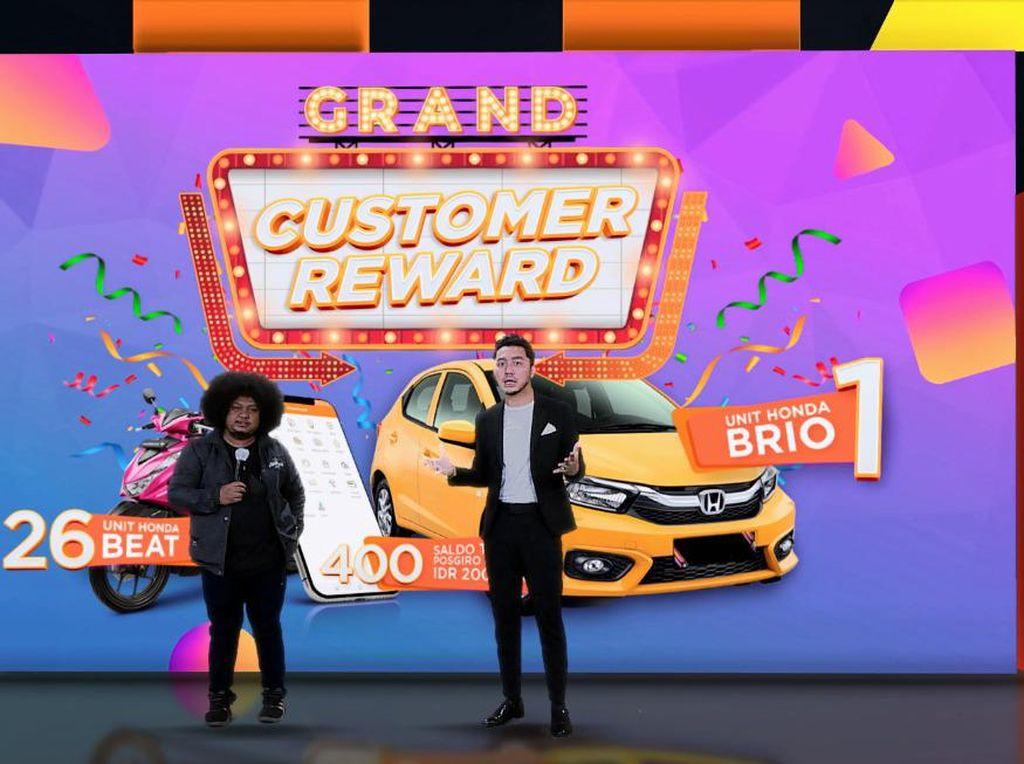 Customer Reward Pos Indonesia Resmi Berakhir, Ini Total Hadiahnya!