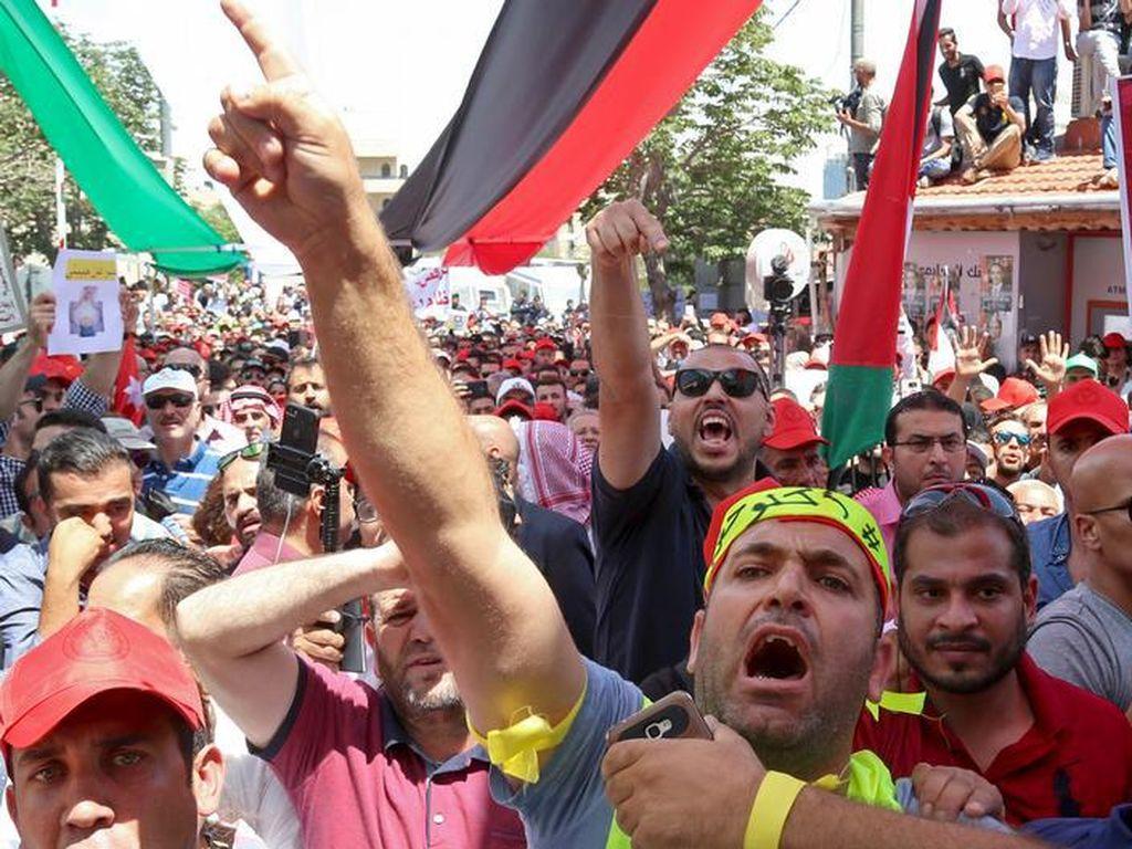 Diguncang Dugaan Makar, Seberapa Stabil Sebenarnya Yordania?