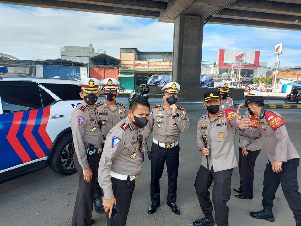 Viral Antrean Truk Kontainer di Pelabuhan Tj Priok, Begini Penelusuran Polisi