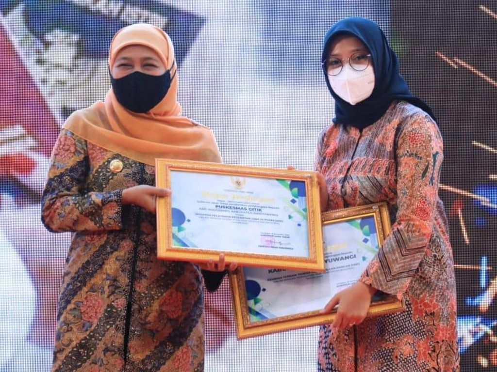Banyuwangi Sabet Dua Penghargaan dari Gubernur Jatim