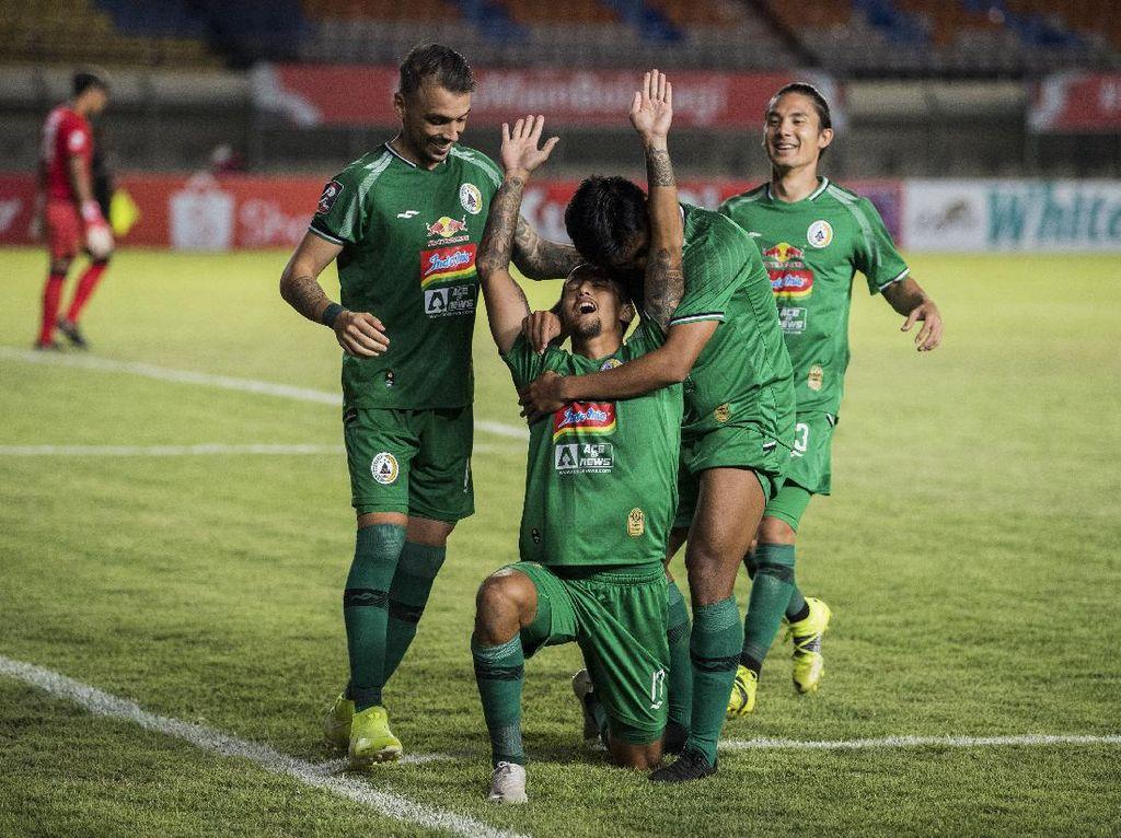 Piala Menpora 2021: Tekuk Persebaya 1-0, PSS Lolos ke 8 Besar