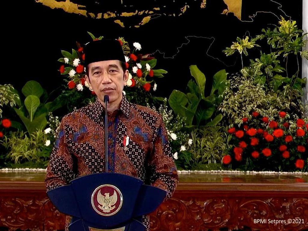 Buka Mukernas Ulama PKB, Jokowi: Terorisme Bertentangan dengan Agama