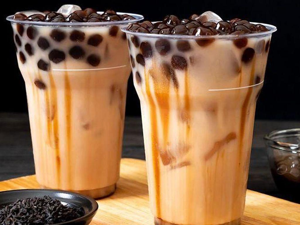Kekinian! Brown Sugar Milk Bisa Dinikmati dalam Versi Botol