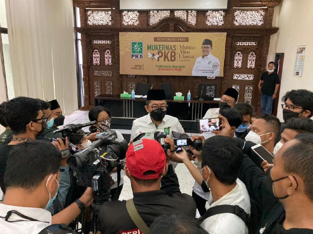 Gelar Mukernas Ulama, PKB Bahas UU Pesantren hingga Berantas Bibit Teroris