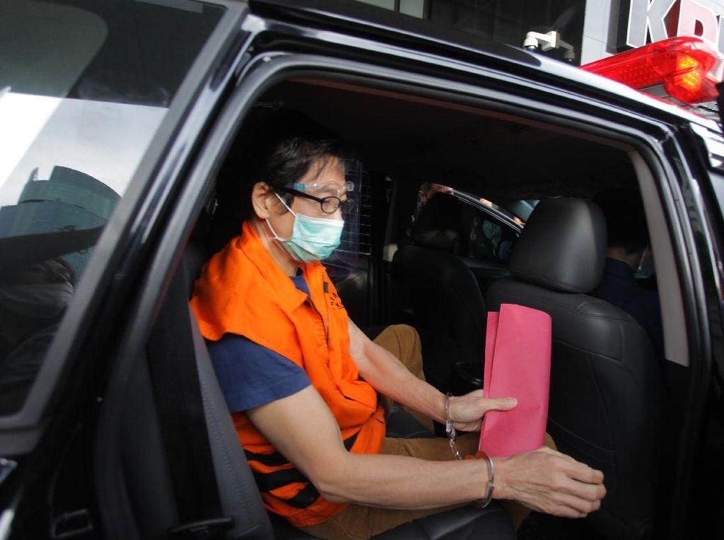 Crazy Rich Samin Tan Didakwa Suap Eks Wakil Ketua Komisi VII DPR Rp 5 M