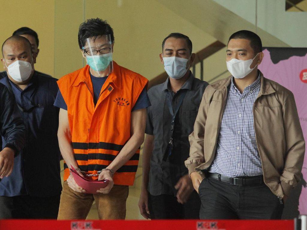 Cerita Dua Tersangka KPK Jadi Buronan tapi Ditangkapnya di Jakarta