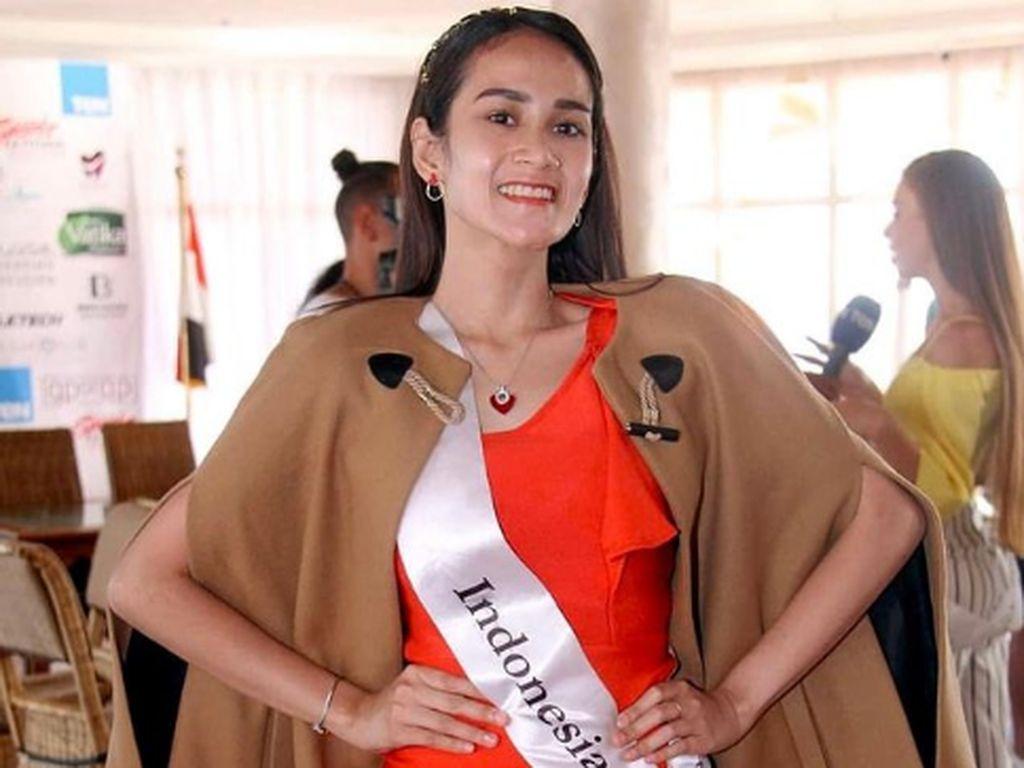 Gugup di Penjurian Miss Eco International, Wakil Indonesia Buka Suara