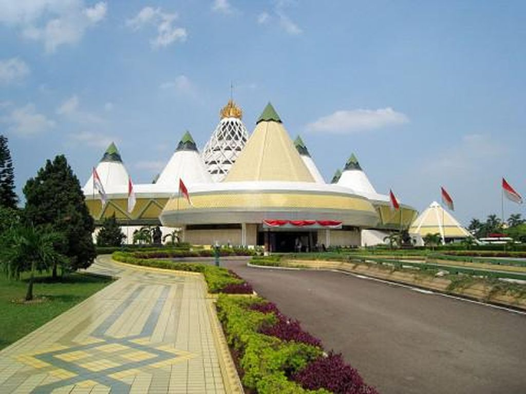 Perusahaan Singapura Tuntut Anak Soeharto, Minta Museum di TMII Disita