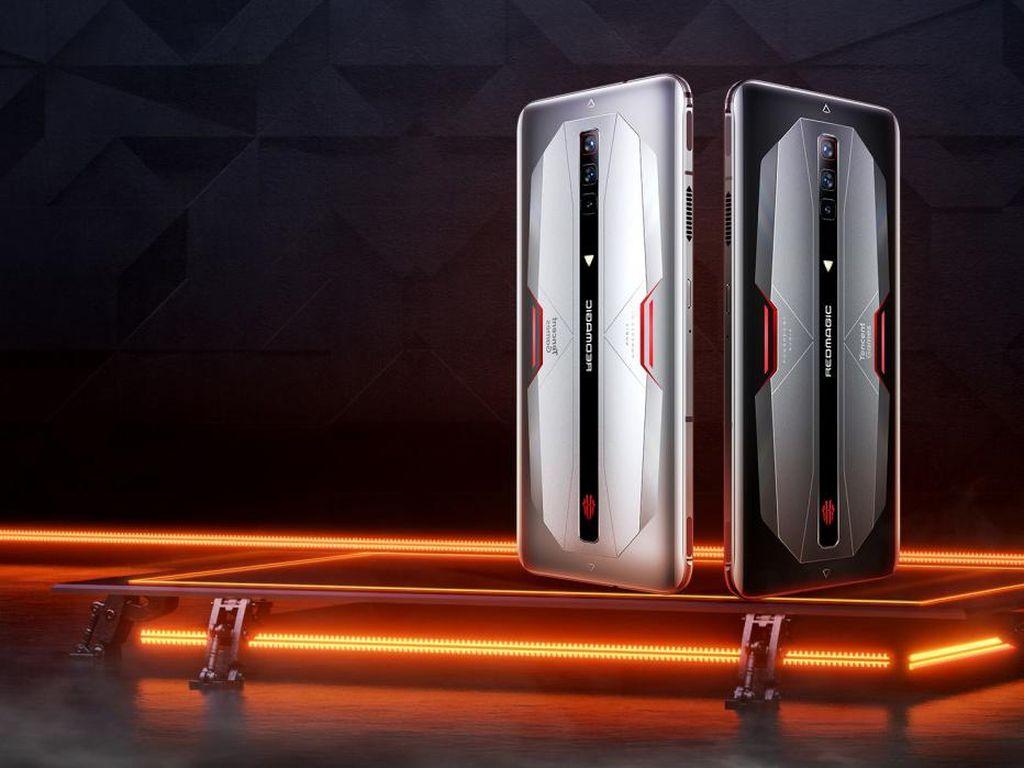 Perbandingan Spesifikasi Red Magic 6 Pro dan ROG Phone 5