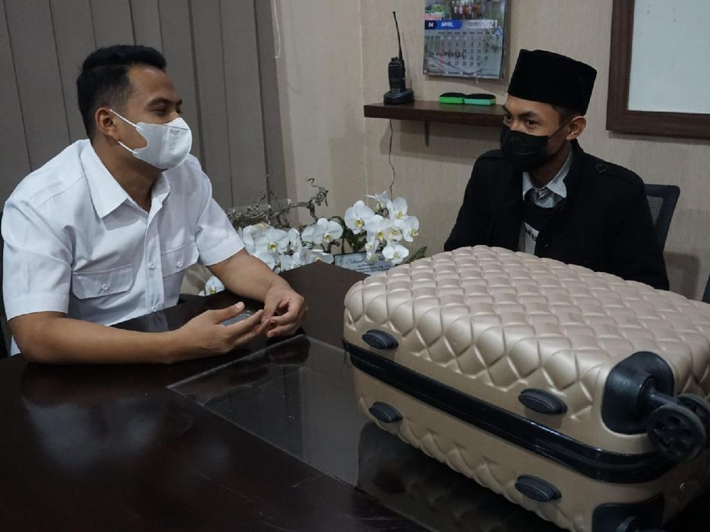 Pengakuan Pemilik Koper Misterius di Mojokerto yang Dibebaskan