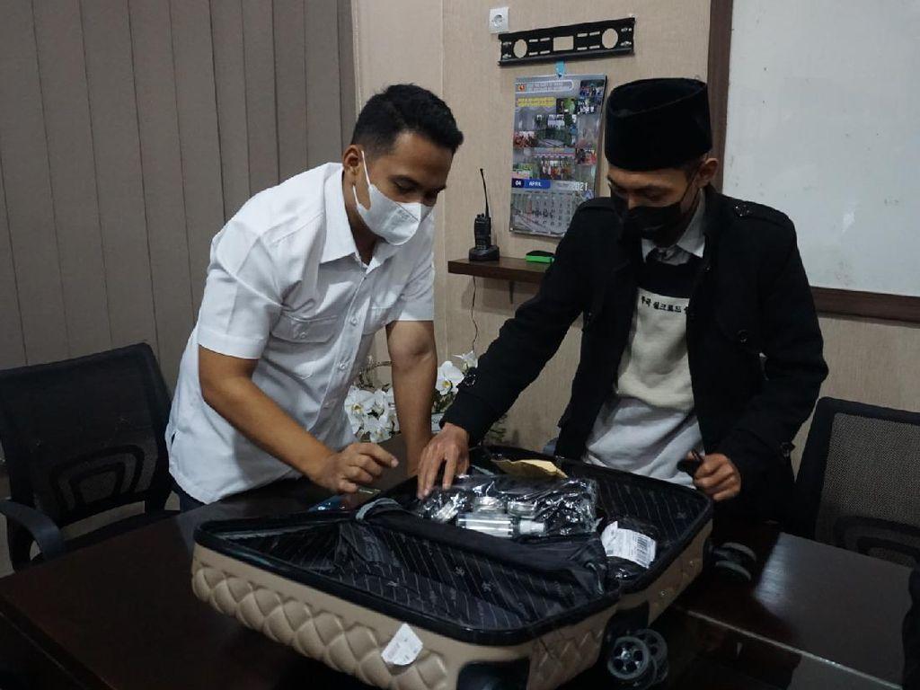 Cerita Lengkap Koper Misterius di Mojokerto yang Sempat Dikira Bom